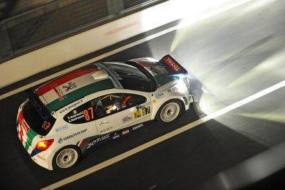 Monza Rally Show: Peugeot e l'equipaggio Paolo Andreucci-Anna Andreussi vincono l'edizione 2011