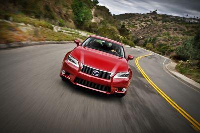 Lexus GS 450h: il sistema Full Hybrid la rende particolarmente green friendly