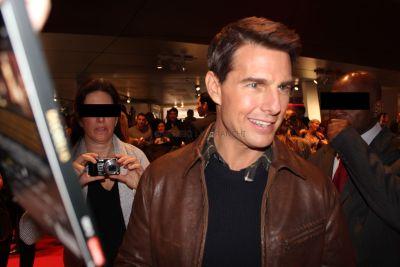 Mission Impossible: protocollo fantasma. Le immagini live della première europea di Monaco al BMW Welt