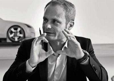 Wolfgang Egger assume la responsabilità del Design Audi