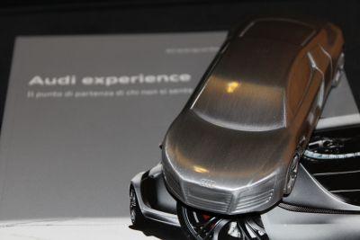 Audi: confermata la leadership del segmento premium italiano