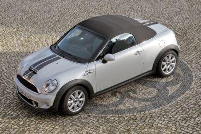 MINI Roadster: prima due posti aperta nella storia del brand