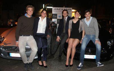 Jaguar Excellence Academy – I 5 finalisti sulla strada dell'eccellenza