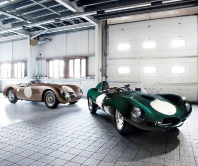Jaguar Heritage Racing: il marchio britannico torna nelle competizioni storiche