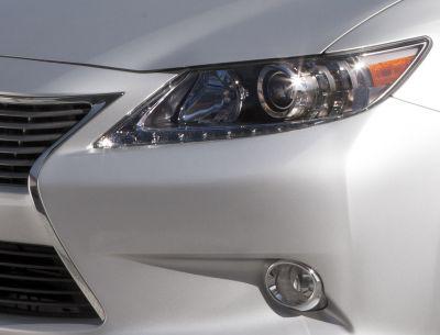 Lexus ES: la sesta generazione in anteprima al Salone di New York