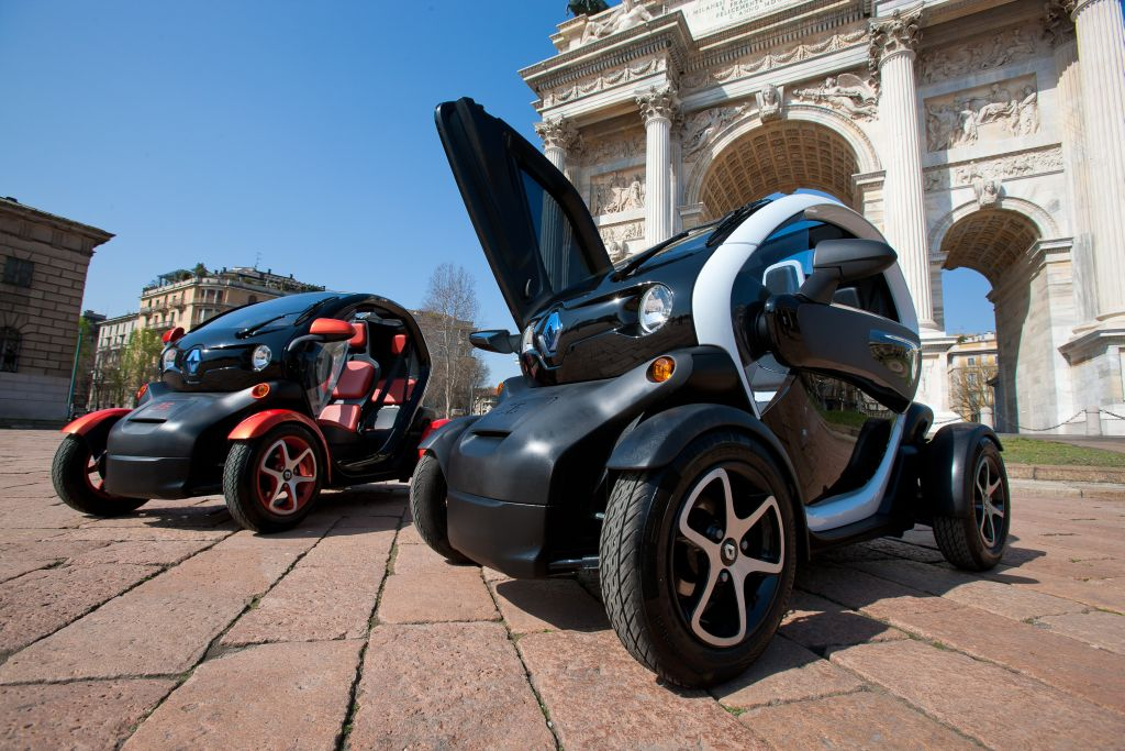 Share the positive energy: il tour dedicato a Renault Twizy