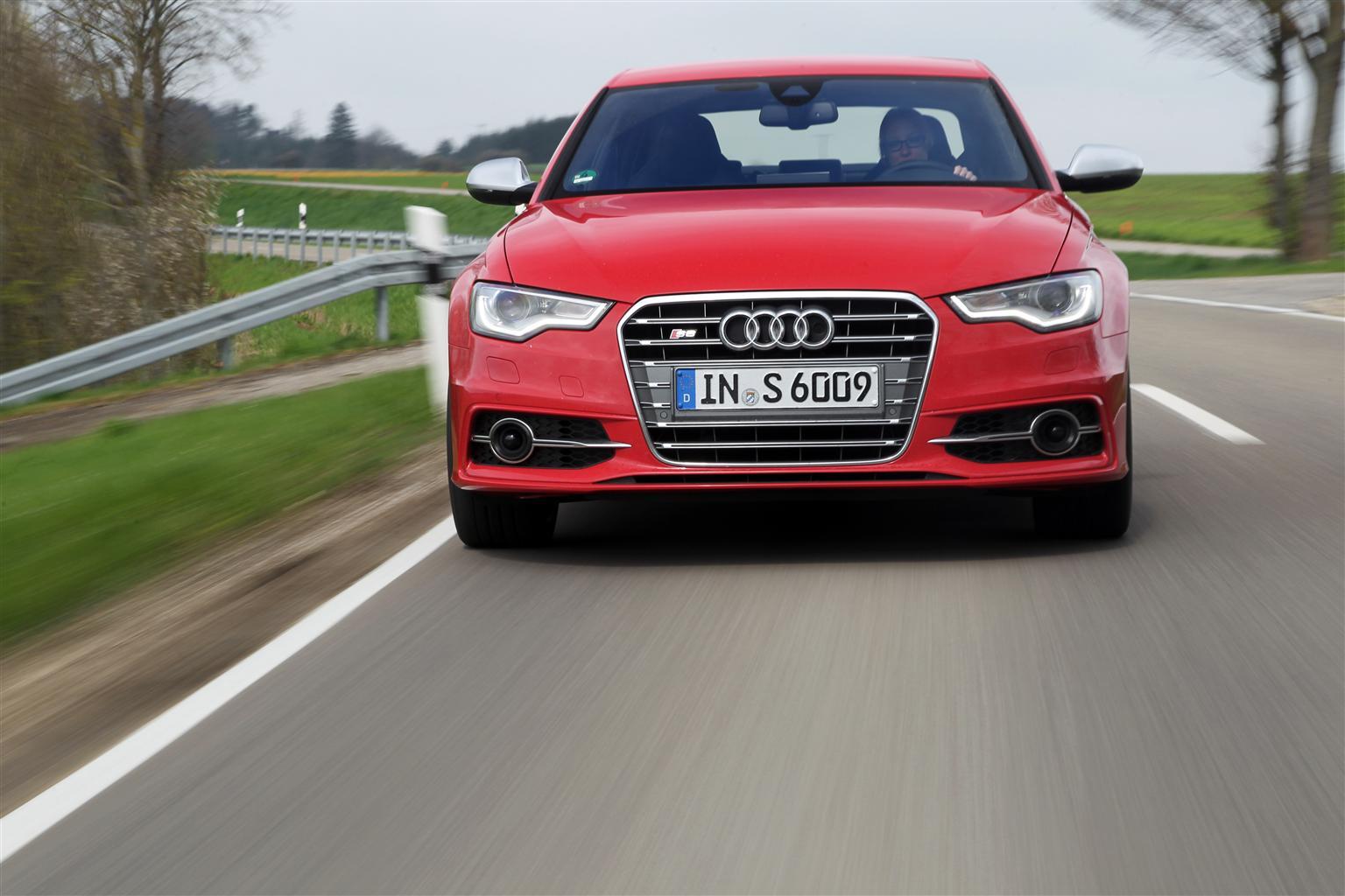 Nuove Audi S6, S6 Avant e S7 Sportback