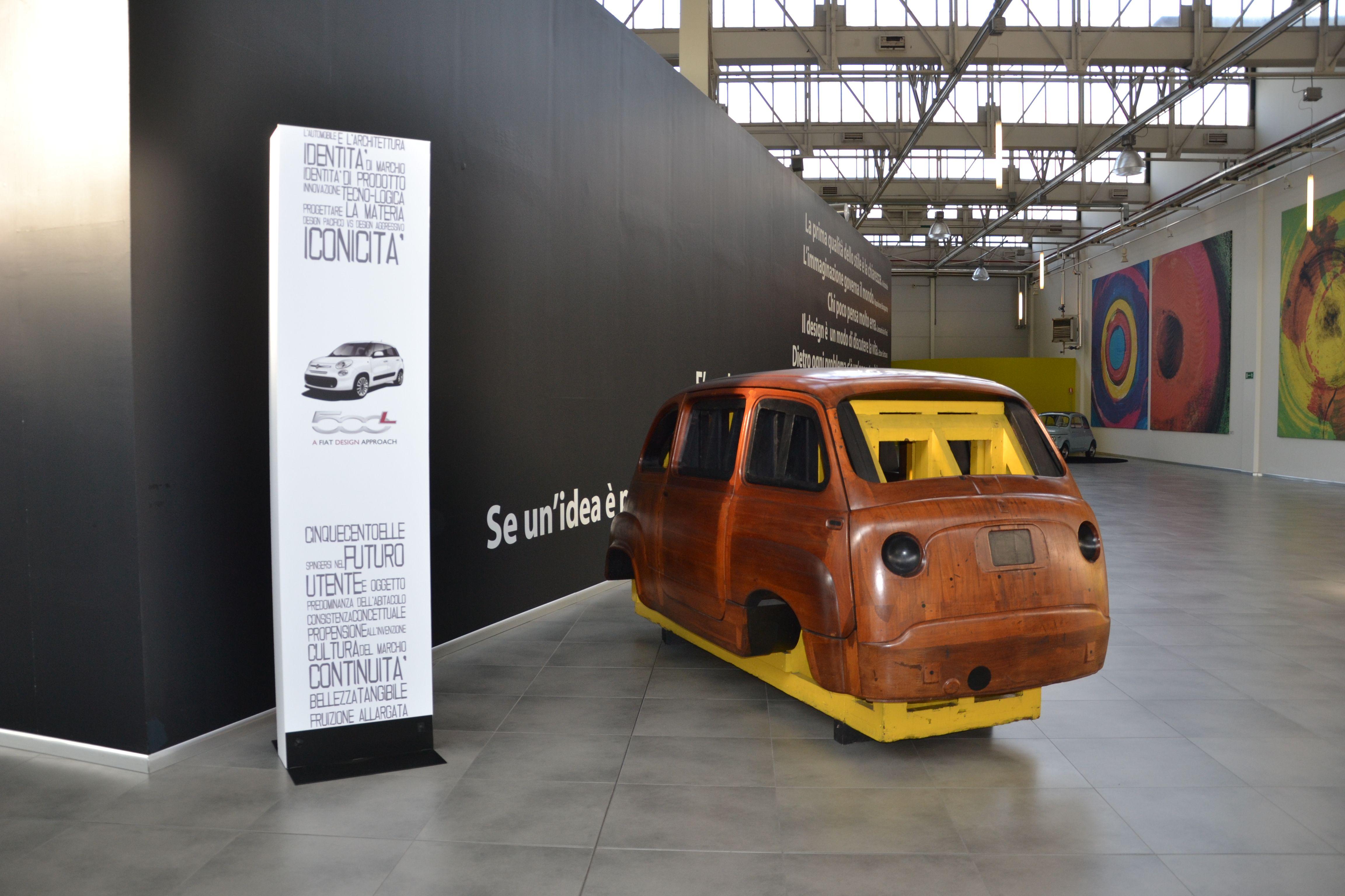 Fiat 500L: spazio, versatilità e tanto altro. I segreti svelati al Centro Stile di Torino
