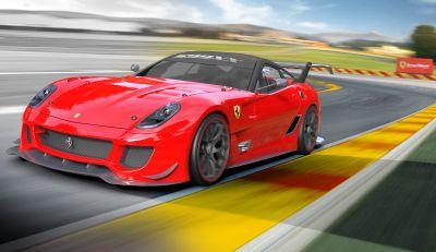 Ferrari: asta online per raccogliere fondi a favore dei terremotati