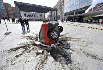 Mercato auto: -17,9% rispetto ad aprile 2011