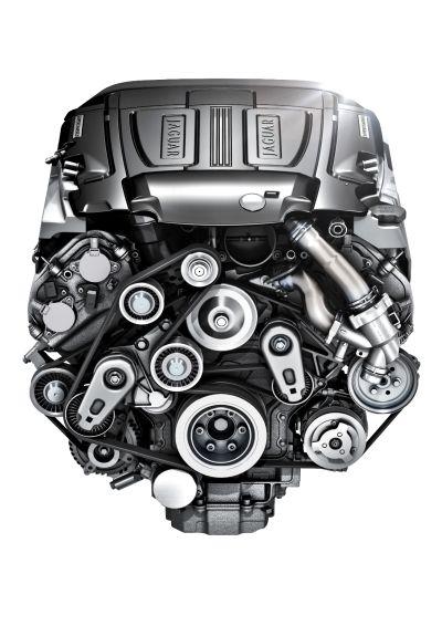 Jaguar presenta due nuovi motori: 3.0 litri V6 Sovralimentato (3.0 V6 S/C) e 2.0 litri I4 Ti