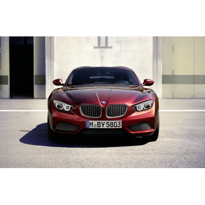 BMW Zagato Coupé: tutte le immagini ufficiali