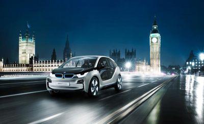 BMW i Store: la mobilità sostenibile passa da Londra