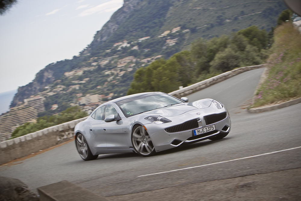Fisker Automotive: nuovi dealer in Europa