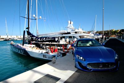 Maserati Drive&Sail Experience: VOR 70 e gamma stradale protagonisti nel Mediterraneo