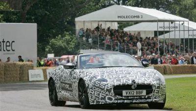 Goodwood Festival of Speed, perfetto mix tra salone dell'auto e inno alla velocità