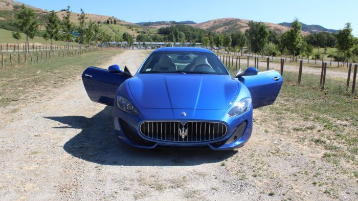 Maserati GranTurismo Sport - TestDrive Sergio Lanfranchi BlogMotori.com 001