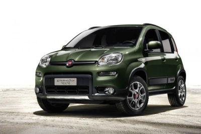 Nuova Fiat Panda 4×4: da sempre unica nel segmento A farà il suo debutto a Parigi