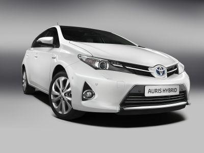 Toyota Auris: il comunicato stampa ufficiale
