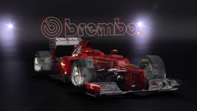 A Luca Cordero di Montezemolo il 'Bernie Ecclestone Award 2012', premio di Brembo per l'eccellenza imprenditoriale in Formula Uno