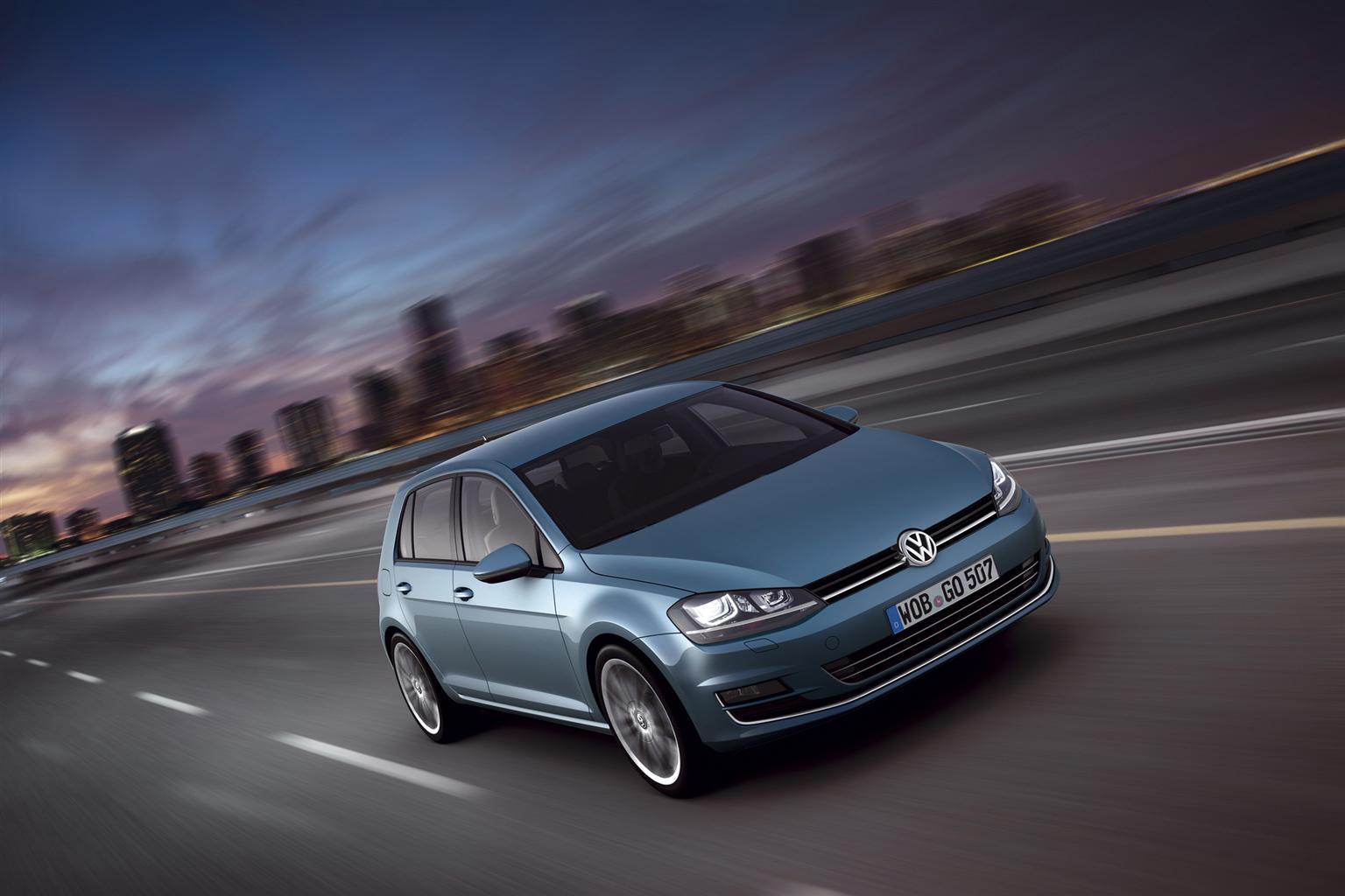 Volkswagen Golf 7: leader del segmento C, si rinnova con la settima generazione