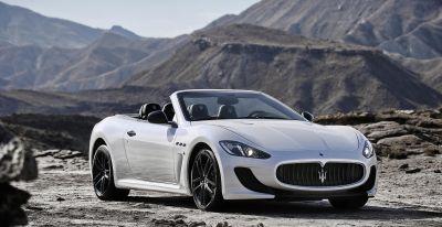 Maserati GranCabrio MC: miscela di emozioni per una guida en plein air