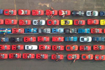 Maranello Notte Rossa: domani con la Ferrari per la sicurezza stradale