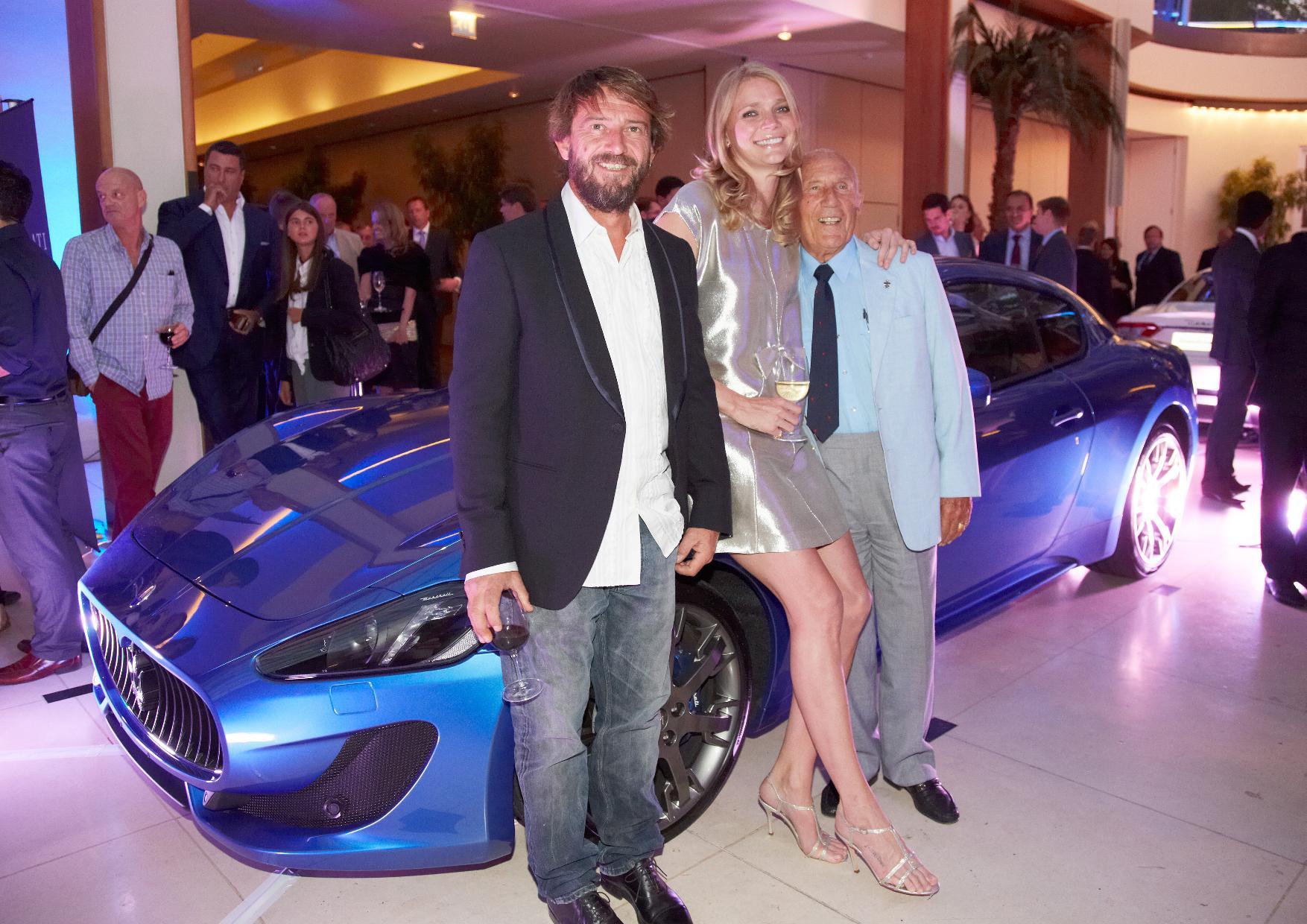 La Maserati GranTurismo Sport debutta in Gran Bretagna