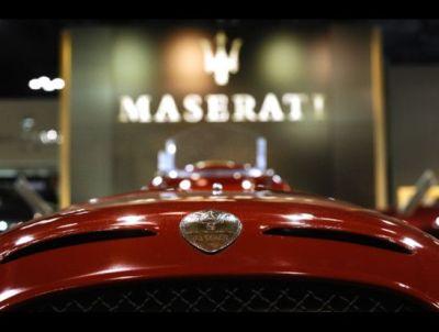 """Maserati è stata protagonista assoluta di """"Auto e Moto d'Epoca"""" 2012"""
