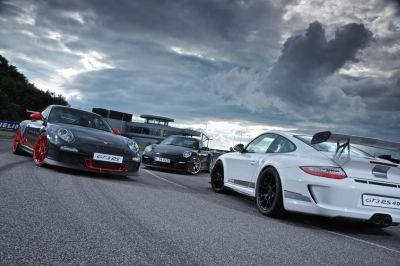 Porsche celebra il 40° anniversario dei modelli RennSport, più noti come RS