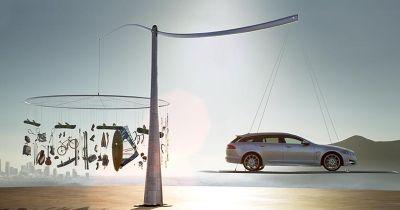 Jaguar Xf Sportbrake Life. Balanced. Tour – Prima tappa a Torino