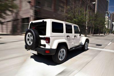Jeep Wrangler Unlimited MY13: tutte le immagini ufficiali