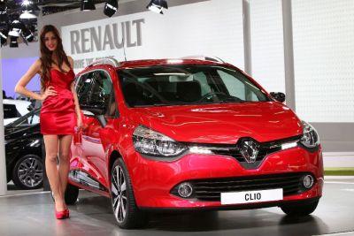 Renault e Dacia protagoniste assolute del Motor Show di Bologna 2012