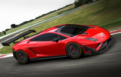 Gallardo GT3 FL2: performance estrema by Reiter Engineering e R&D motorsport Lamborghini