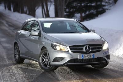 La Mercedes Classe A è l'auto più amata dai tedeschi