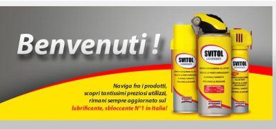 Svitol il lubrificante della Arexons che rende tutto più facile