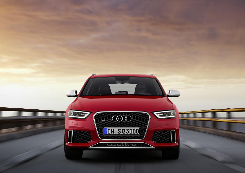 Audi RS Q3: motore performante e assetto sportivo