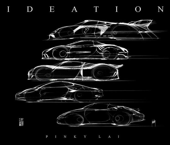 Intervista a Pinky Lai: la passione che anima il car design. Dalla sua matita la Porsche Cayman e la 996 Turbo