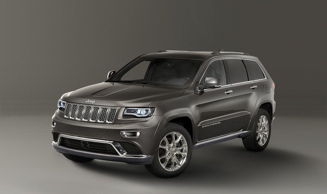 Jeep al Salone Internazionale di Ginevra 2013 – Première europea per la nuova Jeep Grand Cherokee 2014