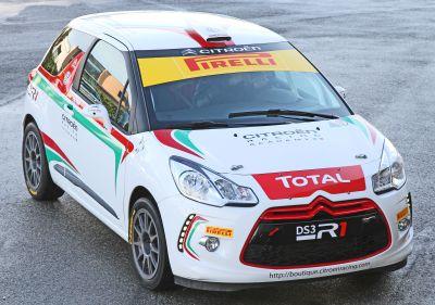 La Rally Academy Citroen DS3 pronta ad accogliere i giovani talenti