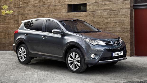 Toyota RAV4 2013: si rinnova con prezzi a partire da 24.900 euro