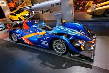 24 Ore di Le Mans: svelata l'Alpine N.36