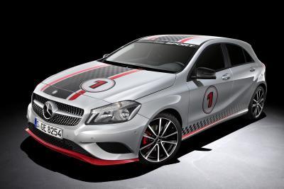 Nuova Classe A: gamma di accessori Mercedes-Benz Sport