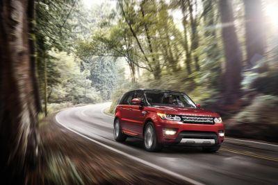 A New York la nuova Range Rover Sport 2013