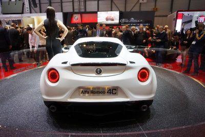 """Alfa Romeo 4C: """"Green Card"""" per gli Stati Uniti"""