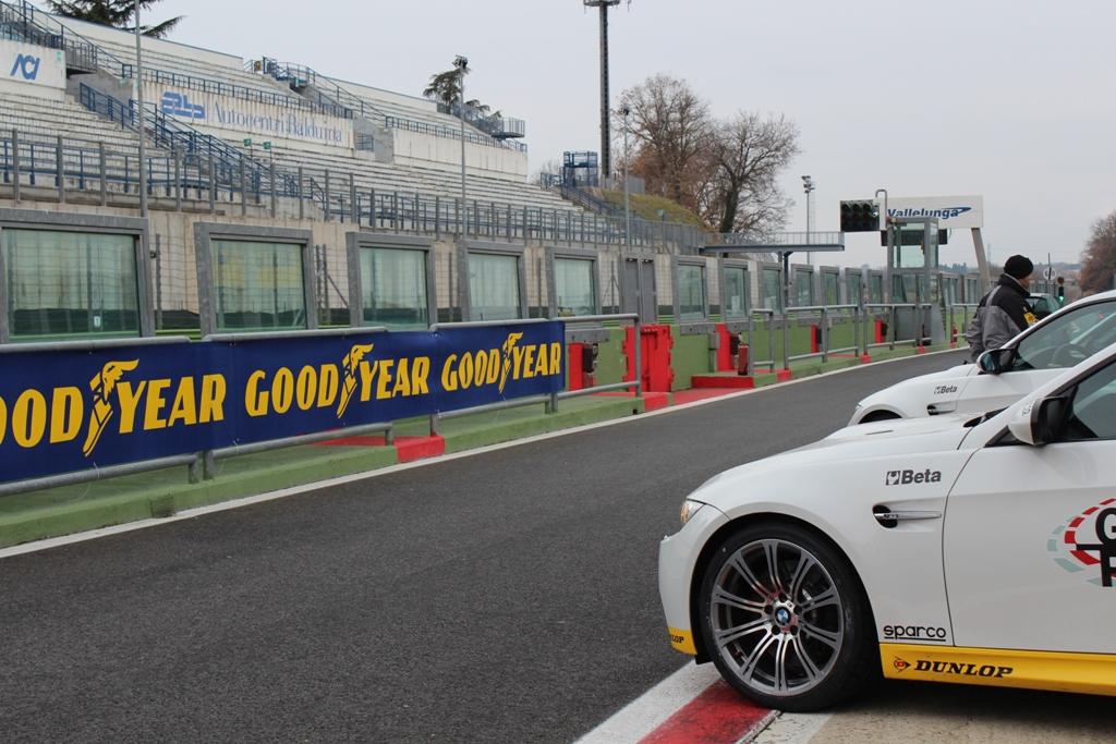 Goodyear-Dunlop guida l'innovazione con i suoi nuovi pneumatici. La nostra prova sulla pista di Vallelunga