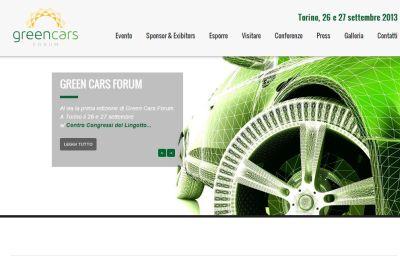 Green Cars Forum – La mobilità del futuro: sostenibile, digitale, integrata