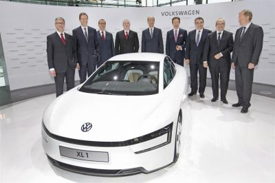 Gruppo Volkswagen: 2012 in cifre e prospettive future
