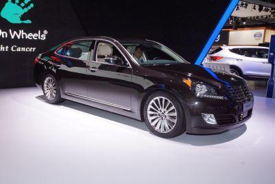 Hyundai HND-9: concept coupé protagonista a Seul
