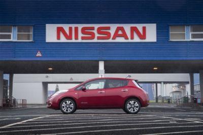 Nuova Nissan LEAF: oltre 100 modifiche, maggiore autonomia e ricarica più veloce